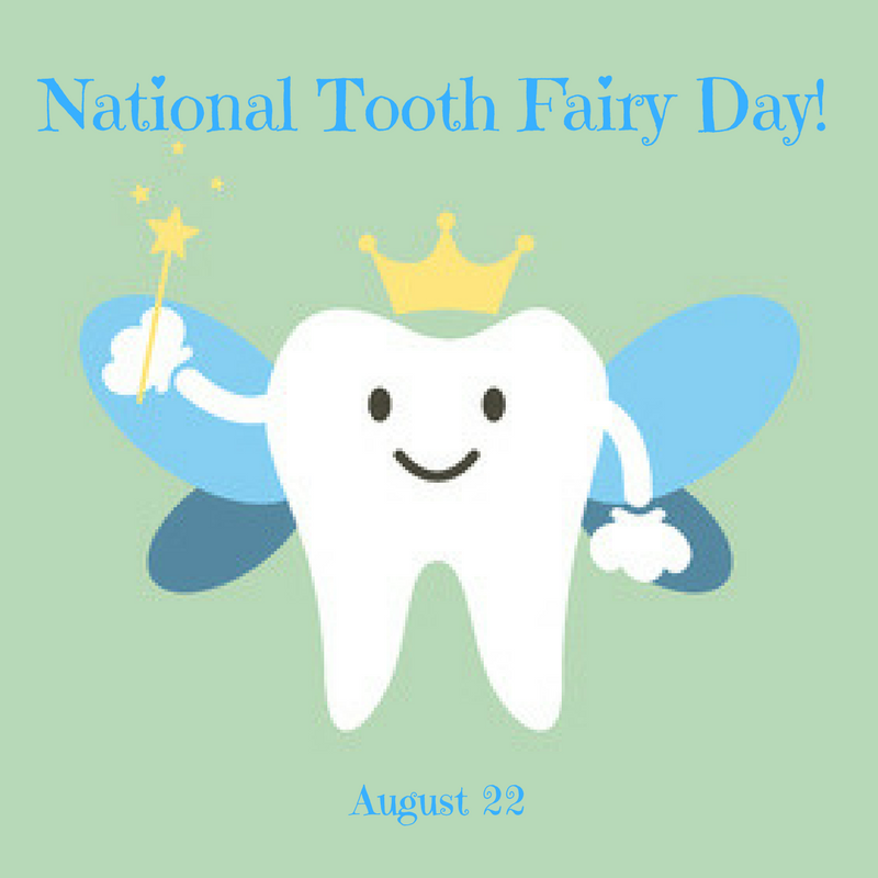 National Tooth Fairy Day Clipart