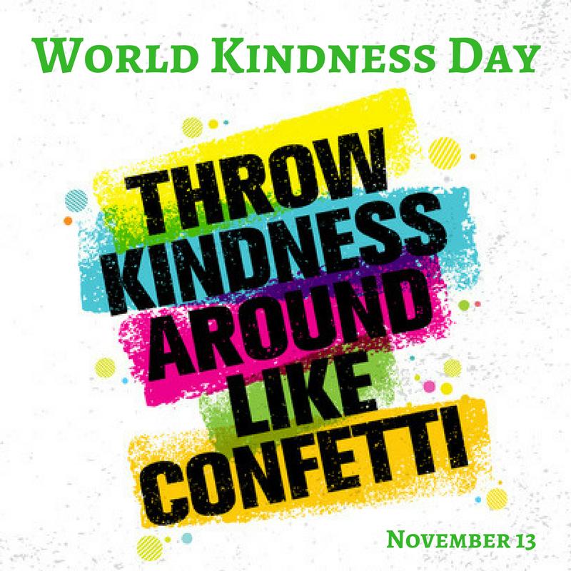 Image result for world kindness day