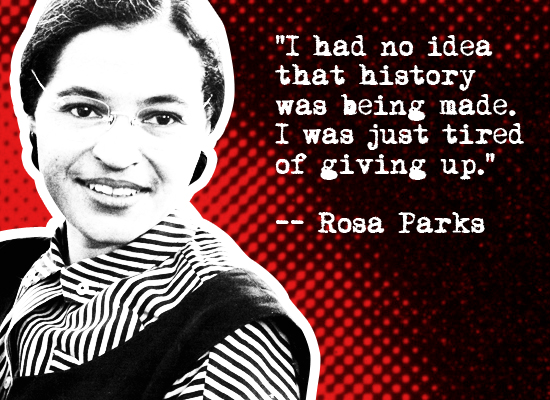 Inspirationalrosaparksquotes Myorthodontists Simple Rosa Parks Quotes
