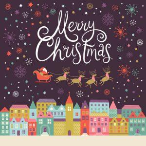 December 25 – Merry Christmas!