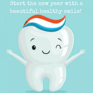 New Year Resolution for your Teeth!