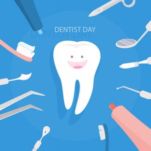 March 6 is Dentist's Day!
