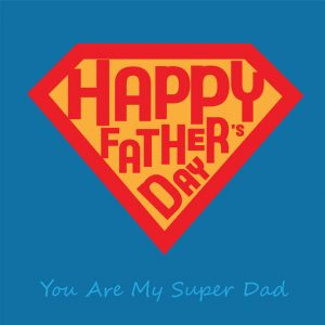 June 17 – Happy Father's Day!