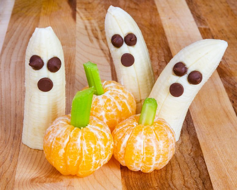 Healthy Halloween Treat Ideas!