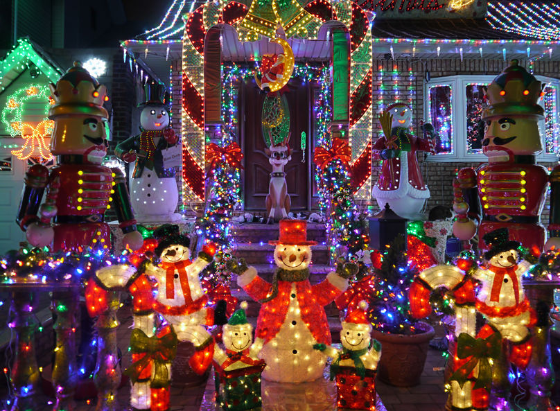 Top Places to see Holiday Lights!