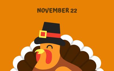 Happy Turkey Day!!