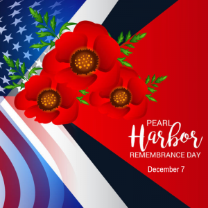 Pearl Harbor Remembrance Day (Dec. 7)