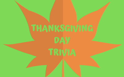 Thanksgiving Trivia (Click the Link to View)
