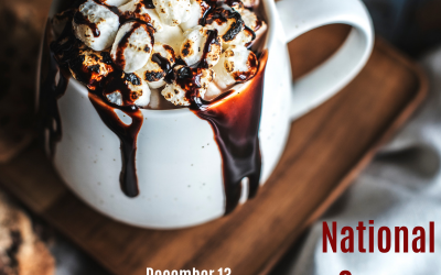 National Cocoa Day is Dec. 13