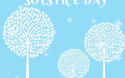 Winter Solstice is Dec. 21