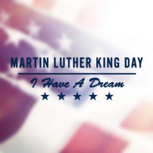 MLK Day – January 21