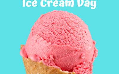 National Strawberry Ice Cream Day – Jan. 15