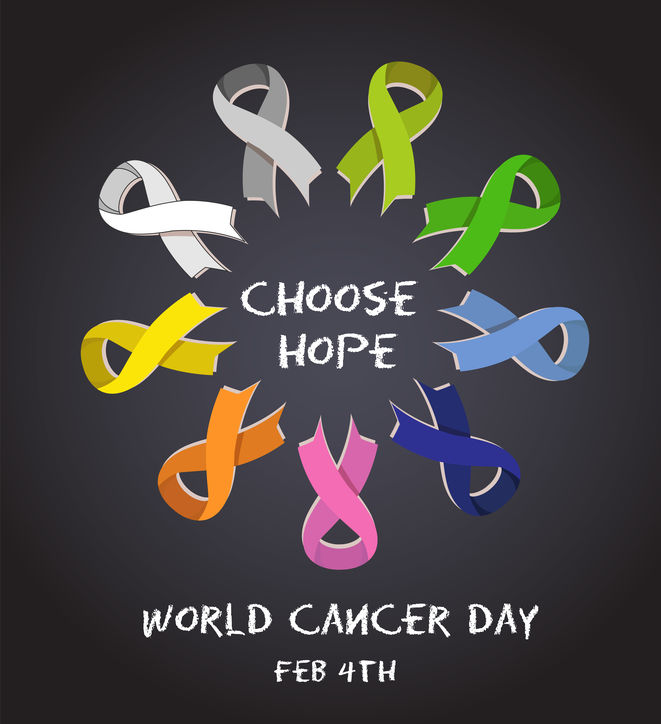 World Cancer Day – February 4th