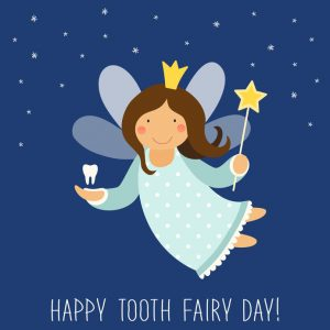 Feb. 28 is National Tooth-Fairy Day!