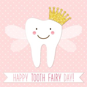 National Tooth-Fairy Day is Feb. 28