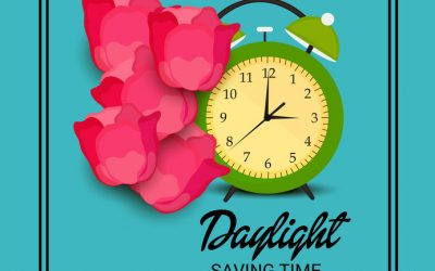 Spring Forward and Change Your Clocks!