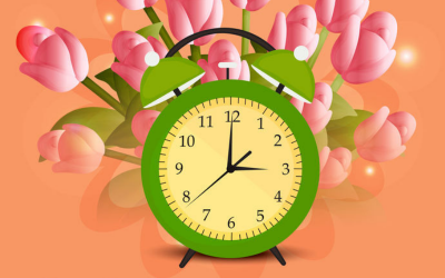 Daylight Savings Time Begins (March 10)