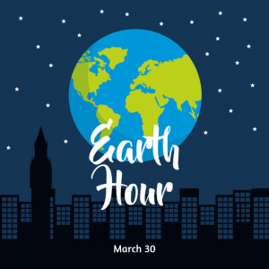 March 30 is Earth Hour