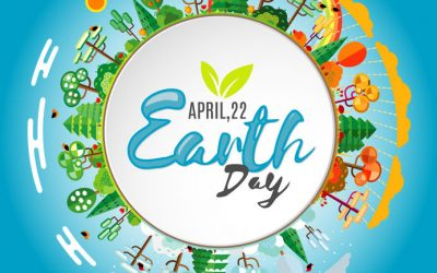 National Earth Day is April 22!