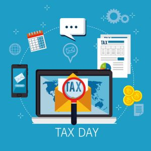 National Tax Day! (April 15)