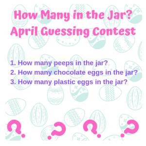 April Guessing Contest
