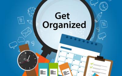 Get Organized on April 26!