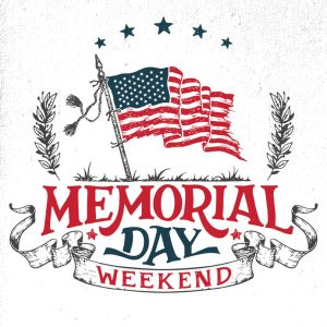 Memorial Day Weekend: Fun for the Family!