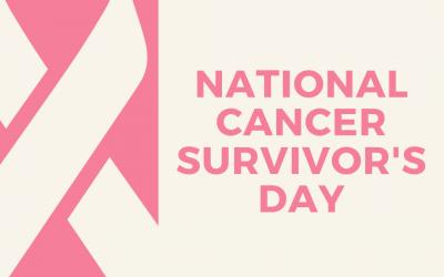 June 2 is National Cancer Survivor's Day