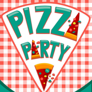 May 17 is Pizza Party Day!!