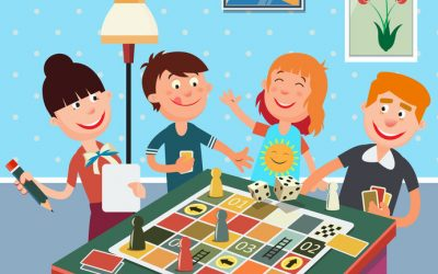 Fun Indoor Games for Families!