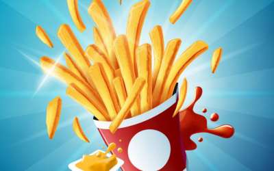 July 13 is National French Fry Day!