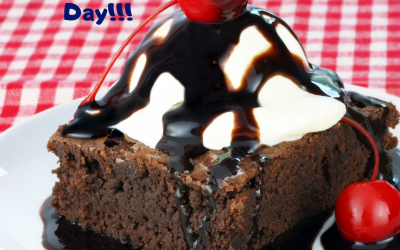 Grab a Spoon because it's National Hot Fudge Sundae Day!