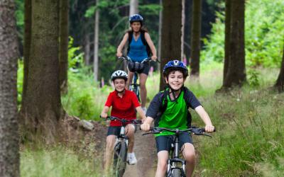 Family Fitness Ideas for Summer