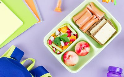 Staying Healthy While Going Back-to-School