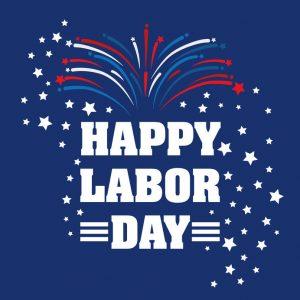 Happy Labor Day! (Sept. 2)