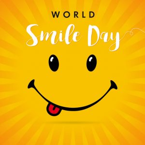 World Smile Day is October 4!