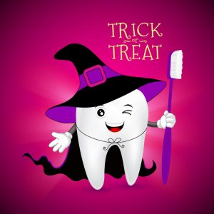 Trick or Treat!