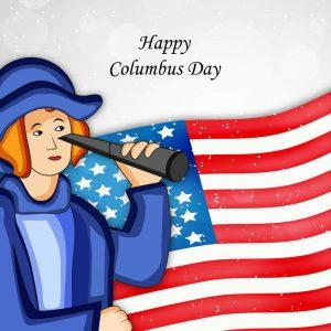 Happy Columbus Day! (Oct. 14)