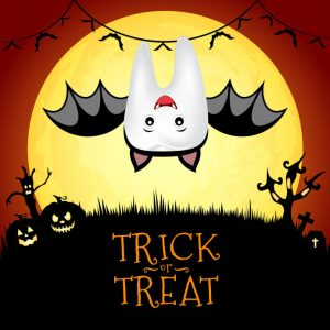 It's Trick or Treat Time!