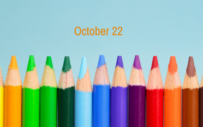 Oct. 22 is National Color Day