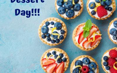 National Dessert Day!