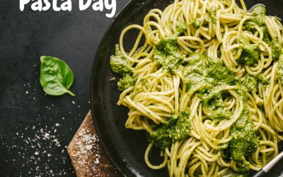 October 17 is National Pasta Day!