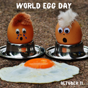 World Egg Day is Oct. 11