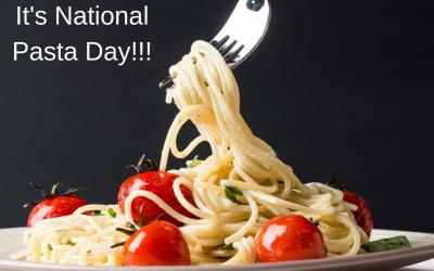 Dive Into a Delicious Plate of Pasta!