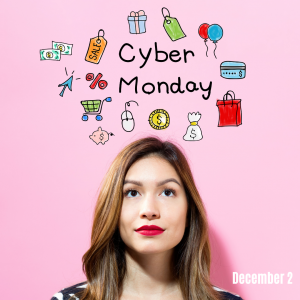 Let's Do Some Online Shopping on Dec. 2!