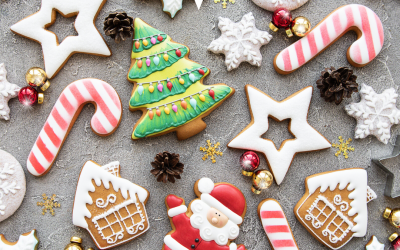 It's National Cookie Day! (Dec. 4)