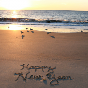 Have a Happy & Relaxing New Year!