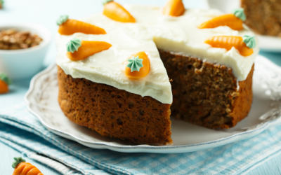 Feb. 3 is National Carrot Cake Day