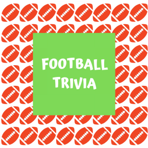 Football Trivia Fun! (Click the Link to View)