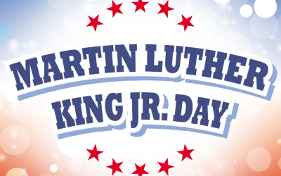 Martin Luther King Jr. Day – Jan. 20